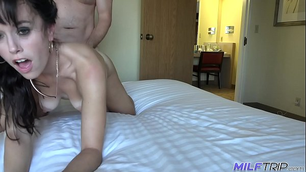 MILF Trip – Sexy MILF Alana Cruise gets fucked by fat cock – Part 2