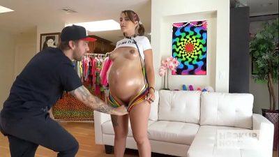Pornos mit Schwangere hardcore